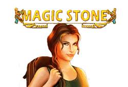 Gamomat - Magic Stone slot logo