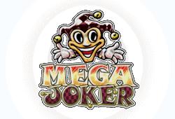 NetEnt's Mega Joker kostenlos spielen