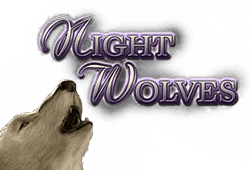 Gamomat - Night Wolves slot logo
