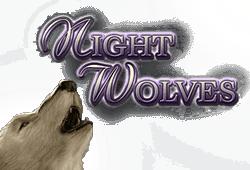 Gamomat Night Wolves logo