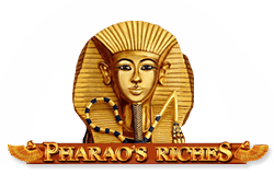 Gamomat - Pharao's Riches slot logo