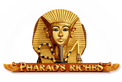 Gamomat Pharao's Riches logo