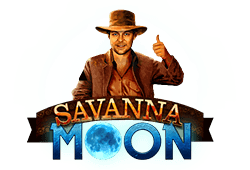 Gamomat - Savanna Moon slot logo