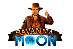 Gamomat Savanna Moon logo