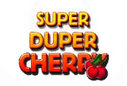 Bally - Super Duper Cherry slot logo