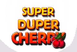 Super Duper Cherry Slot kostenlos spielen
