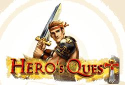 Hero's Quest Slot kostenlos spielen