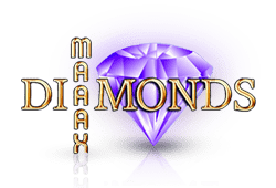Gamomat - Maaax Diamonds slot logo