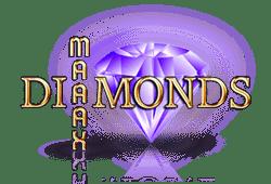 Maaax Diamonds Slot kostenlos spielen