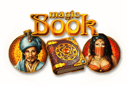 Bally Magic Book logo