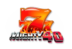 Bally Mighty 40 logo