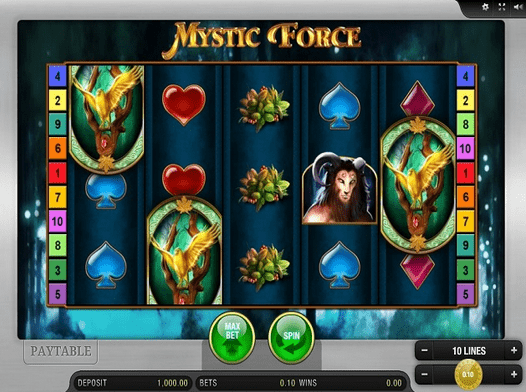 Mystic Force Slots - Free to Play Demo Version