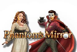 Gamomat - Phantom's Mirror slot logo