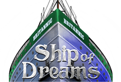 Merkur Ship of Dreams logo