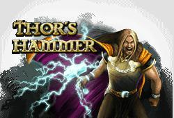 Bally Thor's Hammer logo
