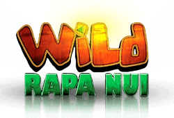 Gamomat - Wild Rapa Nui slot logo