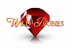 Gamomat - Wild Rubies slot logo