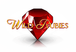 Gamomat Wild Rubies logo