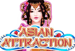 Novomatic Asian Attraction logo