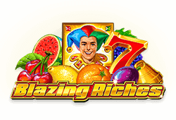 Novomatic Blazing Riches logo