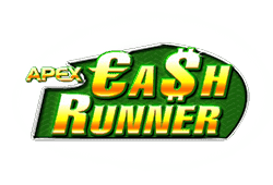 Novomatic Cash Runner logo