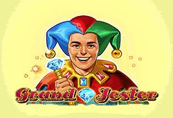Novomatic Grand Jester logo