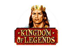 Kingdom of Legends Slot kostenlos spielen
