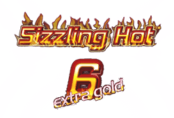 Novomatic Sizzling Hot 6 Extra Gold logo
