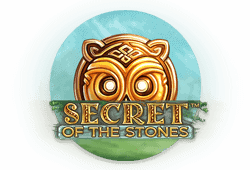 Secret of the Stones Slot gratis spielen