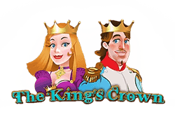 Novomatic The King's Crown logo