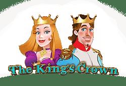 The King's Crown Slot kostenlos spielen