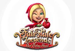 Net Entertainment Fairytale Legends: Red Riding Hood logo