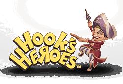 Net Entertainment Hook's Heroes logo