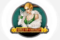 Net Entertainment Kings of Chicago logo