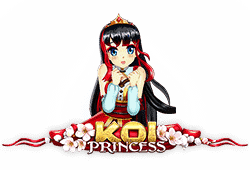 Net Entertainment Koi Princess logo