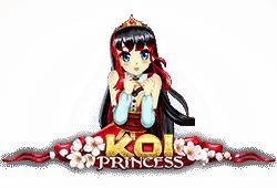Koi Princess Slot kostenlos spielen