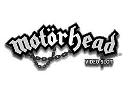 Net Entertainment Motorhead Video Slot logo