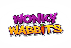 Wonky Wabbits Slot kostenlos spielen