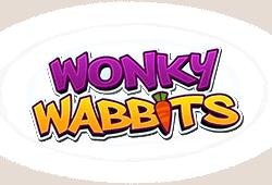 Net Entertainment Wonky Wabbits logo