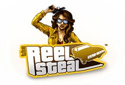 Net Entertainment Reel Steal logo