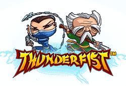 Thunderfist Slot gratis spielen
