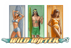 Net Entertainment Wild Water logo
