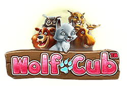 Net Entertainment Wolf Cub logo