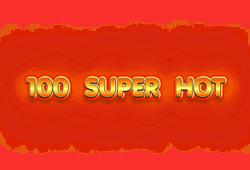 100 Super Hot Slot kostenlos spielen