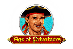 Novomatic Age of Privateers logo