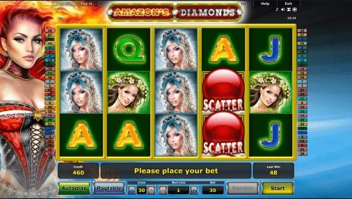 Jetzt 5 neue Slots von EGT, Novomatic und Netent gratis testen