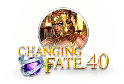 Novomatic Changing Fate 40 logo