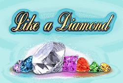 EGT Like a Diamond logo