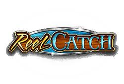 Novomatic Reel Catch logo