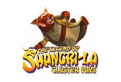 Net Entertainment The Legend of Shangri-La: Cluster Pays logo